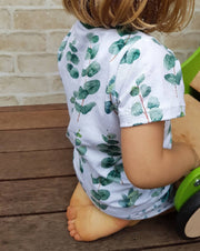 Australian native kids t-shirt, unisex toddler shirt, Eucalyptus t-shirt