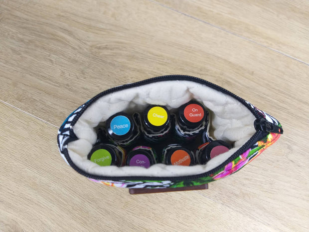 Butterfly Jungle Essential Oil Bag