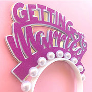 Getting Married/ Hen's party pack/ wedding Bride to Be