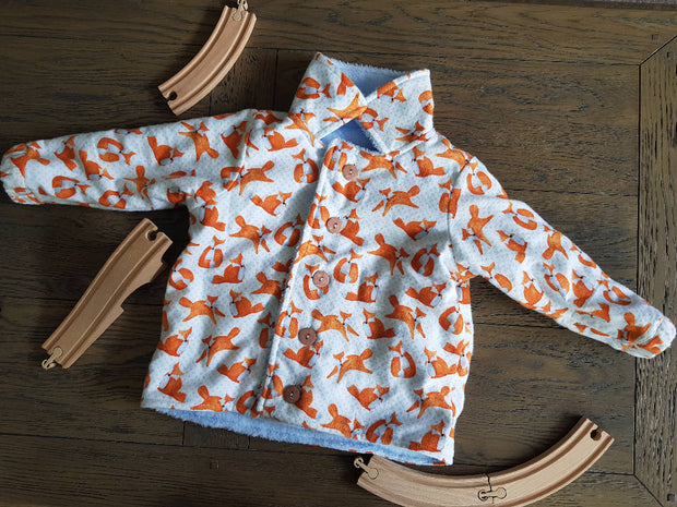 Fox Jacket - Size 3