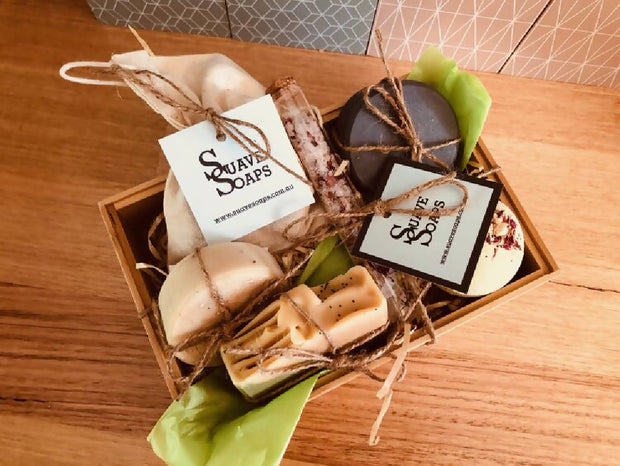 Suave Soaps - Mixed Gift Hamper 2