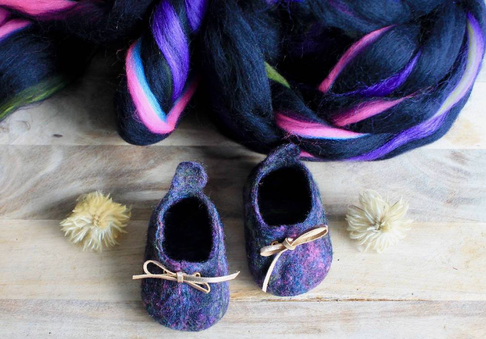 cce3cdd19517a Sydney Sneakers - 100% wool felted custom made baby shoes – Love ...