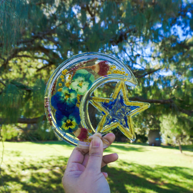 Moon and Star Trinket Dish 1