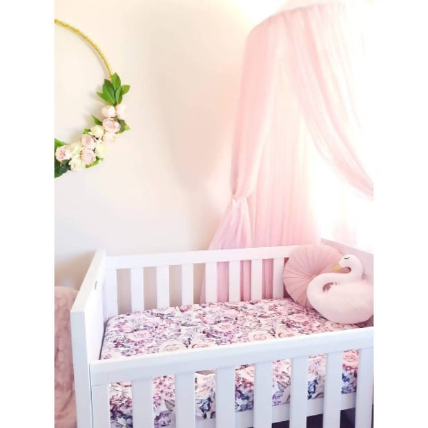 Ava - Fitted Cot Sheet
