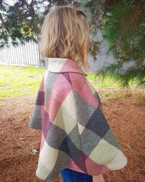 Ladies Upcycled Capes