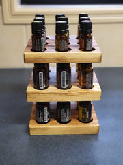 Stackable Essential Oil of Storage - Set of Three