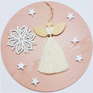 DIY Christmas Angel Kit