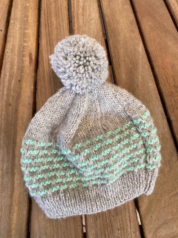 Child's beanie - up to 4 years of age