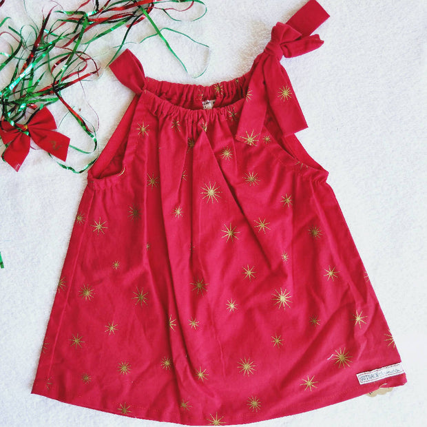 Christmas Swing Top size 4