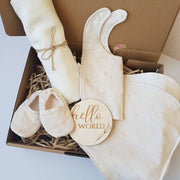 Baby Gift Box-Organic Natural Cotton