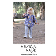 MelyndaMade Handmade Seaside Playsuit Sz 000