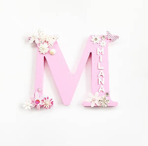 Sparkle Personalised Initials