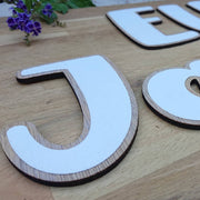 Cute wooden cut outs - Custom name or word style 1