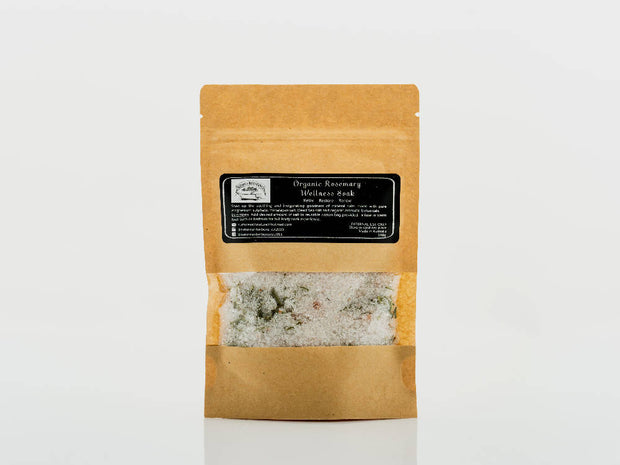 Organic Rosemary Wellness Soak