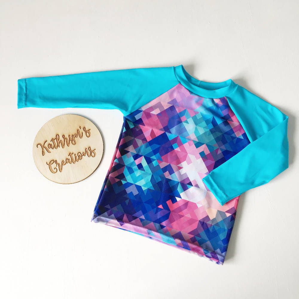 Baby Swim Rashies - Size 1