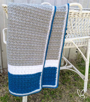 Custom Made To Order Crochet Blanket