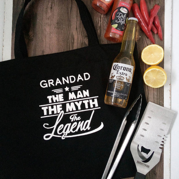 FATHER'S DAY GIFTS punny BBQ aprons