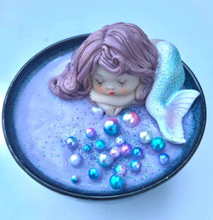 Mermaid Bliss Candle Bowl