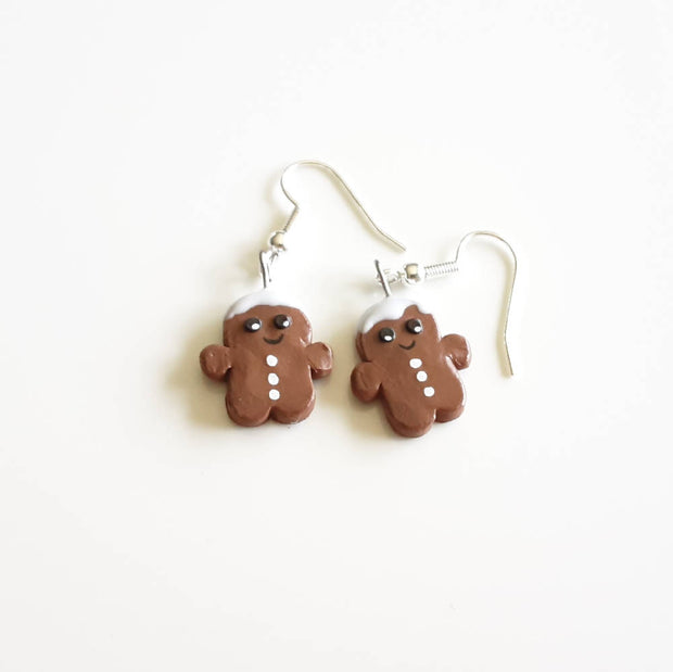 Christmas Gingerbread Dangle - PRE ORDER