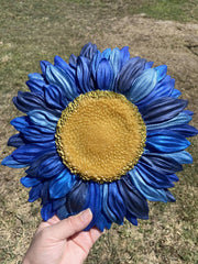Sunflower Wall Hanging - Custom Colour