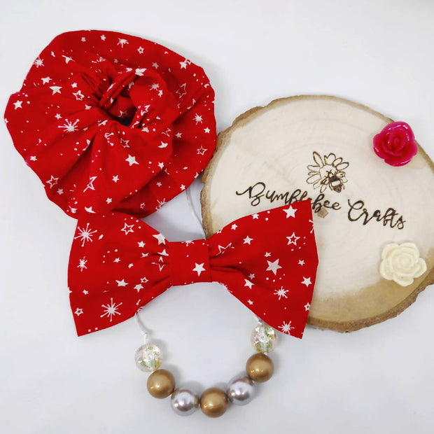 Little Miss Christmas Accessories Sets