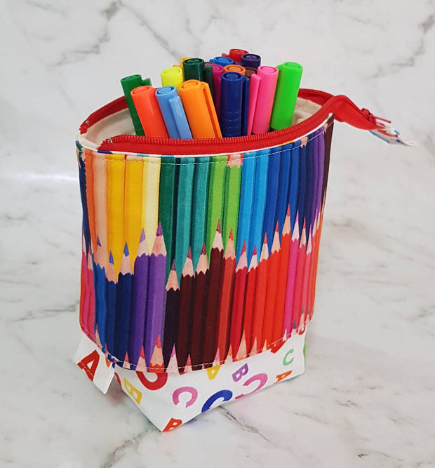 Sliding Pencil Case