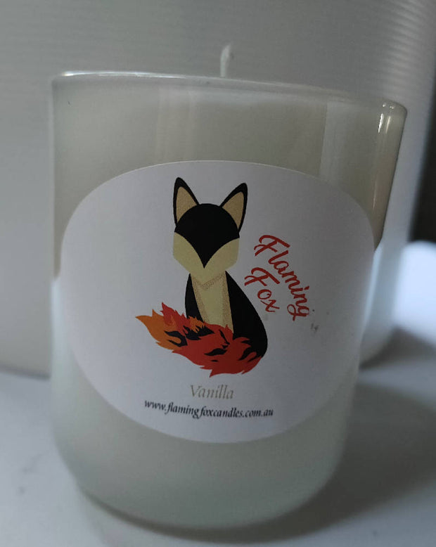 Medium Soy Vanilla Candle
