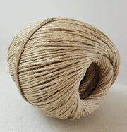 Medium Thickness Linen Cord/String/Twine 2mm