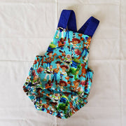 Summer Romper - Licensed Fabric - Custom Order