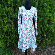 Swing Dress with Breastfeeding Access