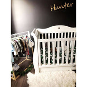 Hunter - Cot Fitted Sheet