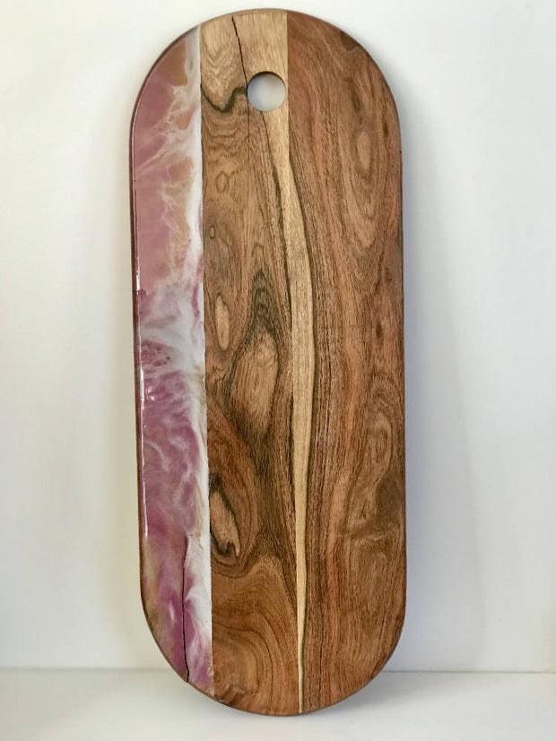 Long Resined Serving Board