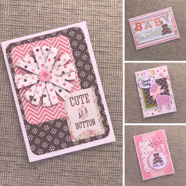 BABY GIRL CARD COLLECTION