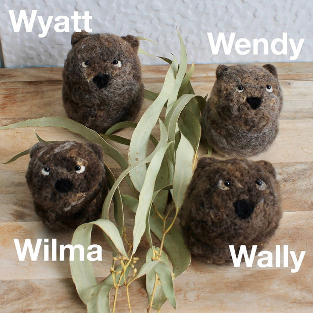 Woolly Wombats!!!