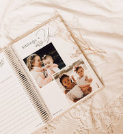 YOUR STORY - A baby memory book