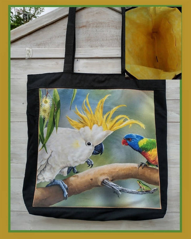 Australiana Shoppingtotes