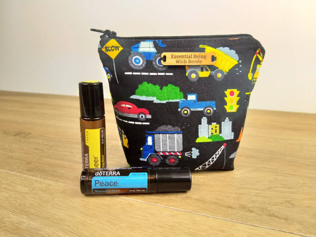 Trucks Essential Oil Bag