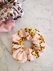 Scrunchie collection - nature inspired prints