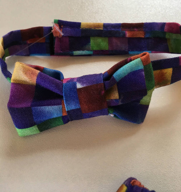 *Only one Available! Nappy Cover Bow Tie set, Baby Cake Smash outfit, Size 0