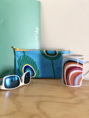 Medium size Purses sustainably made from upcycled PVC
