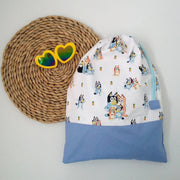 Child's swim bag