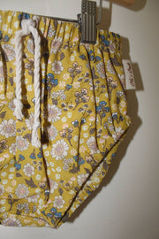 Floral nappy cover