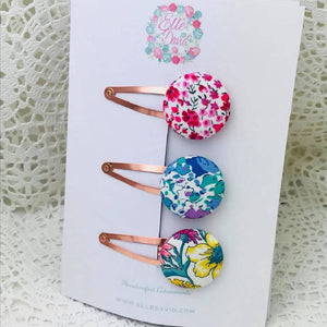 Liberty of London Hair Clips