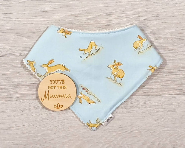 Baby Bandana Bib - Guess How Much I Love You
