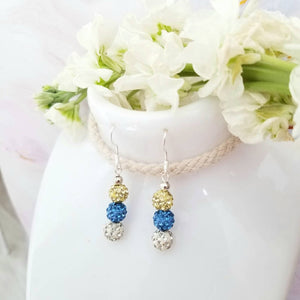 Trio Sparkle Earrings