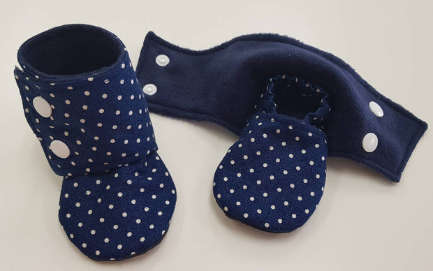 Slippers - Size 6-9mths