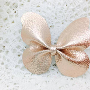 Golden Butterfly Bow