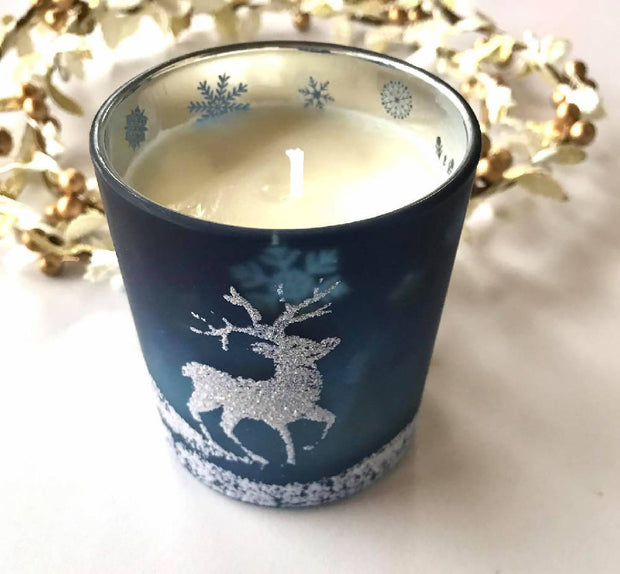 Christmas Deer Soy Candle