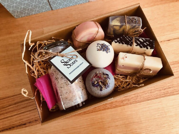 Suave Soaps- Mixed Gift Hamper 3