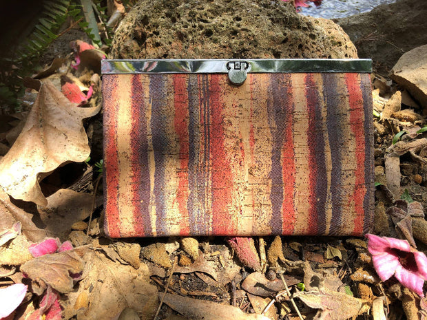 Cork Clutch Wallet